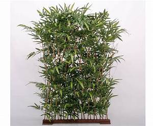 Sichtschutz Kuenstliche Hecke : k nstliche hecke wetterfest aus bambusbl ttern kaufen ~ Michelbontemps.com Haus und Dekorationen