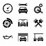 Mechanic Icons Icon Mechanical Svg Packs Parts