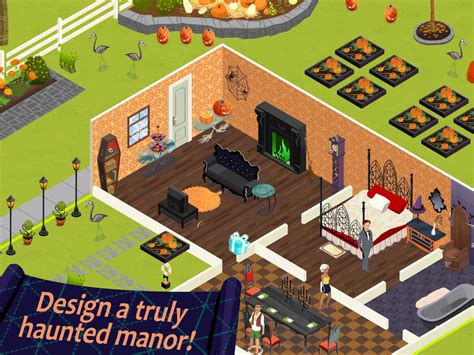 Home Design Story Game