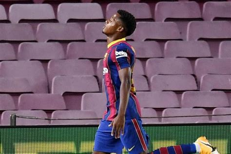 FC Barcelona 4-0 Villarreal LIVE! Newest rating, aim ...