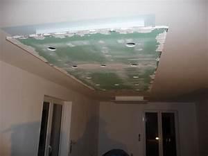 Decke Mit Foto : erste fotos von der abgeh ngten decke hier nun abgespachtelt und mit eckschutzschienen jetzt ~ Sanjose-hotels-ca.com Haus und Dekorationen