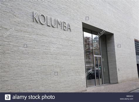 Fenster Und Tuerenkaufhaus In Koeln by Kolumba Museum Cologne Germany Stock Photo 22131105 Alamy