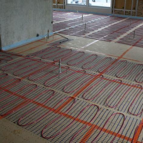 mise en chauffe plancher chauffant avant carrelage retrouvez les diff 233 rents types de chauffage 233 lectrique