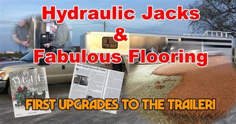 equalizer systems werm flooring trailmeister
