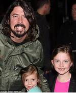 Foo Fighters frontman ...Dave Grohl Ex Wife