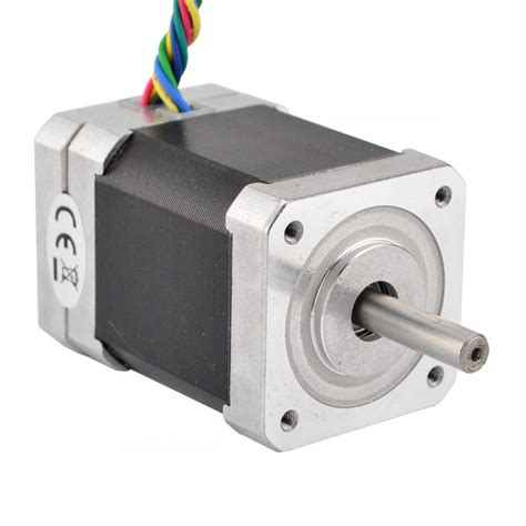 Brushless Dc Motor by 24v 4000rpm 0 125nm 52w 3 4a 42x42x63mm Brushless Dc Motor