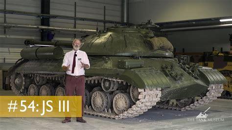 Tank Chats #54 Js Iii