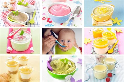 cuisine de bébé quelles recettes de petits pots pour bébé de 12 mois