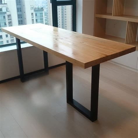 American Country Multifunction Long Tables Simple Office