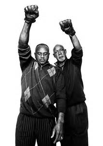 John Carlos and Tommie Smith Olympics