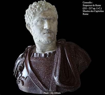 Caracalla Empereur Capitole Romain Ap Syrie