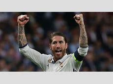 Real Madrid's Sergio Ramos hits back at Gerard Pique's