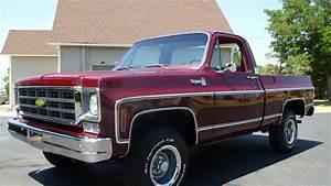 1978 Chevrolet Cheyenne C10 Pickup