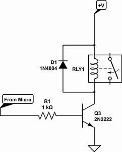 Microcontroller - Parameters When Choosing A Relay
