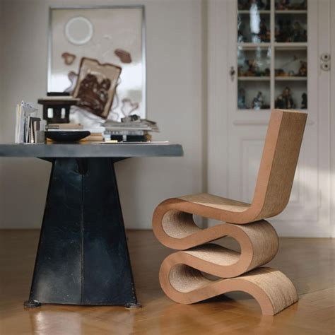VITRA   WIGGLE SIDE CHAIR Vitra poltrona di Frank Gehry