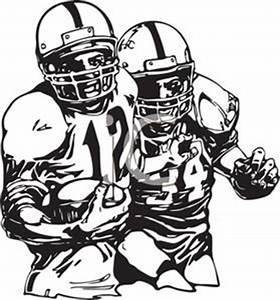Cartoon American Football Player Clipart (89+)
