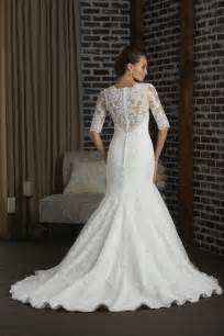 sleeved lace wedding dresses various beautiful mermaid wedding gowns with sleeves