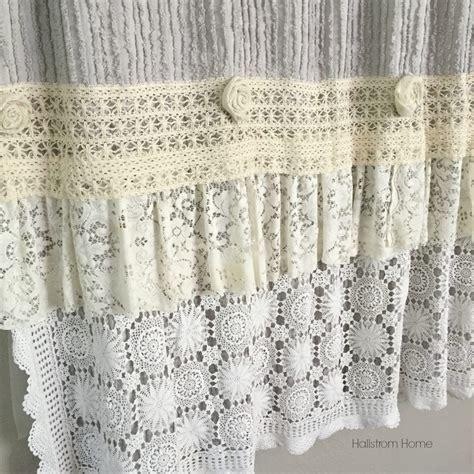 shabby chic drapes top 28 shabby chic curtain tutorial shabby home tutorial como hacer cortinas shabby chic