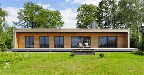 planmit entwurf skandinavisch baufritz schwedenhaus moderner bungalow baufritz