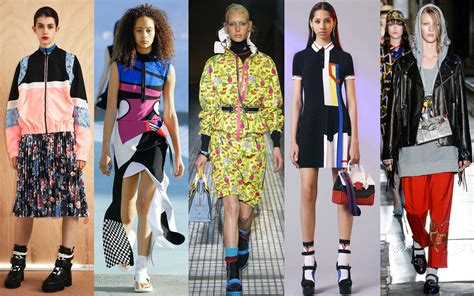 2018 Trends Something Borrowed And Plenty That Is New: Trend Pre-Collezioni Primavera-Estate 17: Athleisure