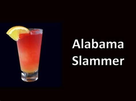 alabama slammer how to make an alabama slammer