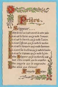 concordances spirituelles pri 232 re pour la paix de