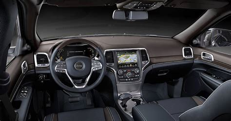 jeep grand cherokee interior 2015 2015 jeep grand cherokee suv review spec and price