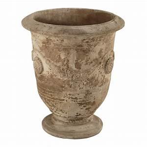 Pot Terre Cuite Ikea : pot de jardin en c ramique h 52 cm felicie maisons du monde ~ Dailycaller-alerts.com Idées de Décoration