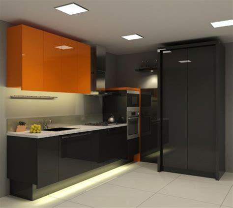kuechen designs  orange