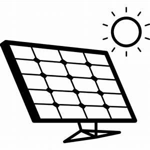 Panneau Solaire Gratuit : panneau solaire en plein soleil t l charger icons ~ Melissatoandfro.com Idées de Décoration