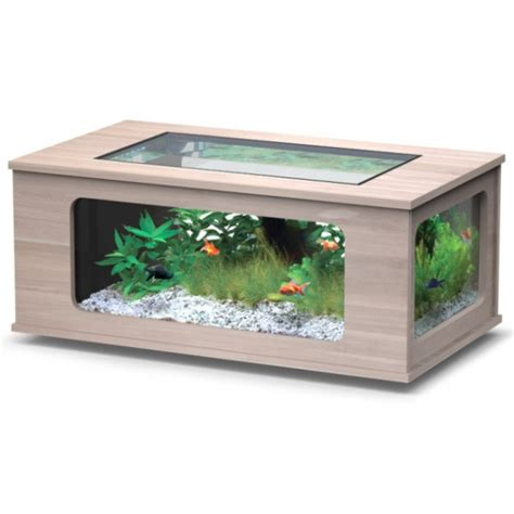 table basse aquarium avis ezooq