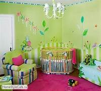 unique nursery ideas Hands Always Creating: Baby Girl Nursery Ideas