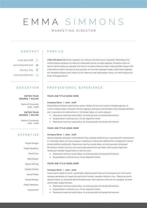 marketing resume ideas  pinterest