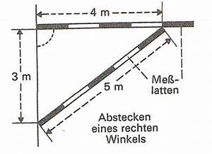 Rechter Winkel Mit Meterstab : monsterhaus geb ude einmessen mit schnurger st ~ Watch28wear.com Haus und Dekorationen