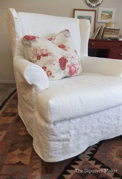 Drop-cloth Slipcovers
