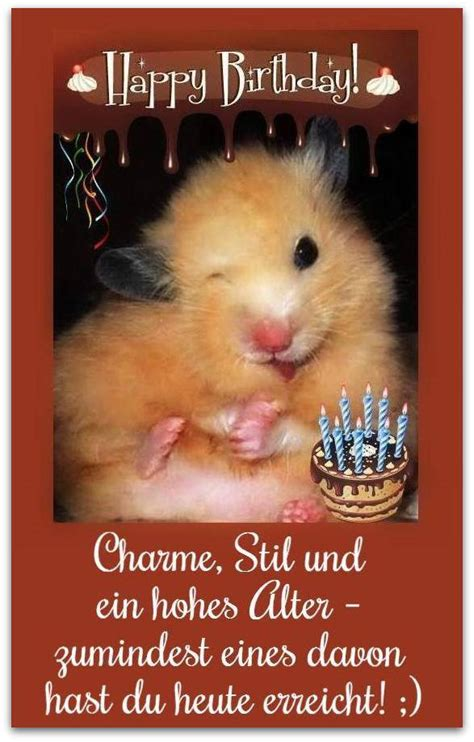birthday wishes  german page