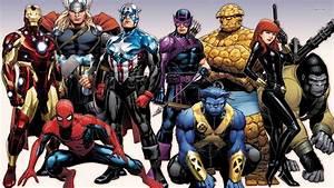 Marvel, Superheroes, Wallpapers