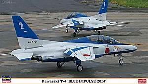Dunlopillo Blue Vision Impulse : kawasaki t 4 blue impulse 2014 two kits in the box hasegawa 02125 ~ Sanjose-hotels-ca.com Haus und Dekorationen