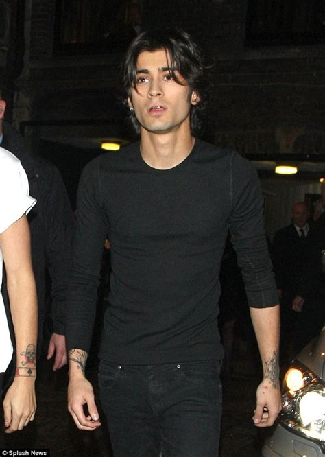 One Direction's Zayn Malik hits back at drug abuse claims