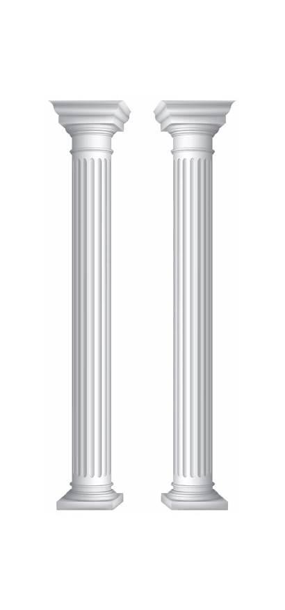 Columns Clip Clipart Yopriceville Transparent Fences Previous