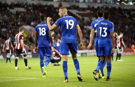 Sheffield United 1-4 Leicester City ratings: Three players ...