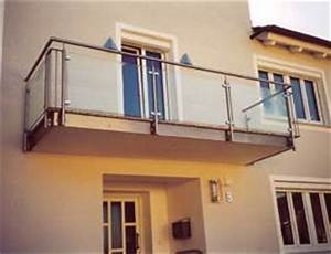 Balkon Nachträglich Anbauen : balkon freitragend nachtr glich gel nder f r au en ~ Lizthompson.info Haus und Dekorationen