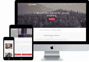 how to edit wordpress templates - sensible modern themes