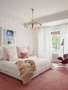 Teppich in rosa eine schone farbe fur den boden for Balkon teppich mit tapeten farbe schlafzimmer