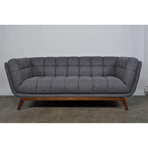 Grey Modern Sofa Grey Modern Contemporary Sofas Couches