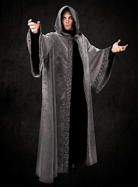 fantasy robe  hood
