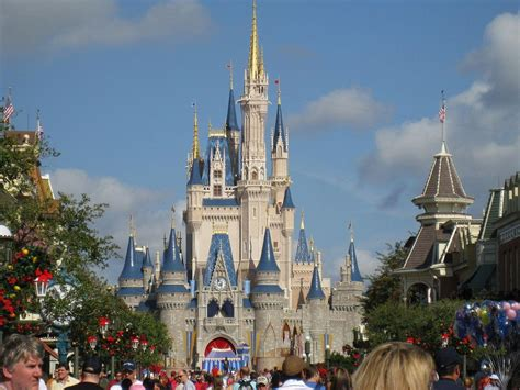 Disney World Castle Wallpaper by Walt Disney Desktop Wallpapers Wallpaper Cave