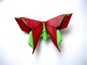 christmas wall decor origami butterfly easy to do ideas for gift