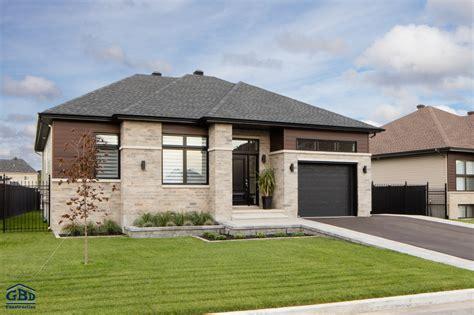plan maison plain pied 4 chambres garage alsace ridgewood maison neuve à un étage de type plain