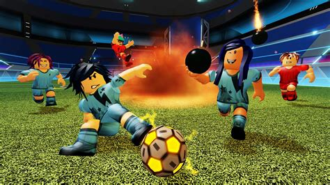 Super Striker League Charges Into Roblox On Xbox One